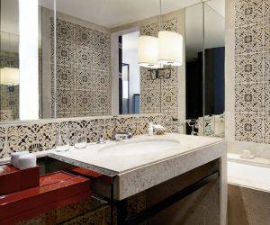 Grand Hyatt Erawan Bangkok Bathroom