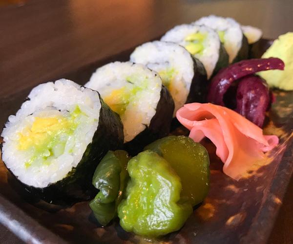 JW Bangkok Sushi