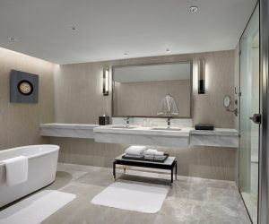 JW Marriott Bangkok Bathroom