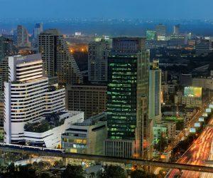 JW Marriott Bangkok Exterior