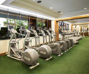 JW Marriott Bangkok Gym