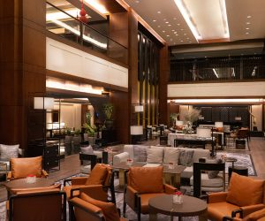 JW Marriott Bangkok Lobby