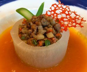 Peninsula Mei Jiang vegan omnimeat