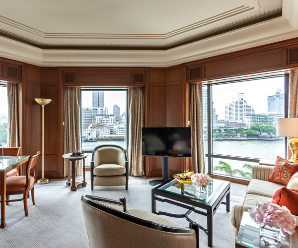 The Peninsula Bangkok_Deluxe Suite