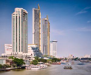 The Peninsula Bangkok_Hote Exterior