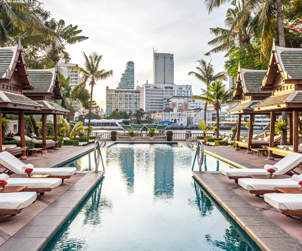 The Peninsula Bangkok_The Pool