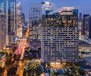 The Athenee Bangkok Exterior