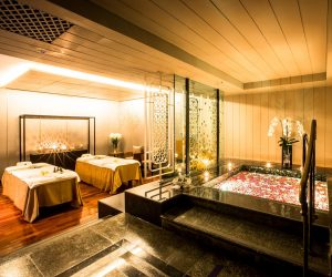 The Athenee Bangkok Spa Suite