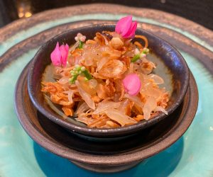 The Athenee Bangkok The House of Smooth Curry Vegan Food 2