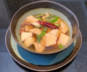 The Athenee Bangkok The House of Smooth Curry Vegan Food 3