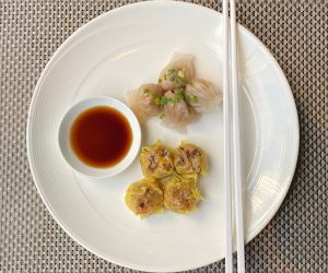 The Athenee Bangkok Vegan Dim Sum 2