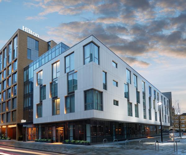 Hilton Bankside - Exterior