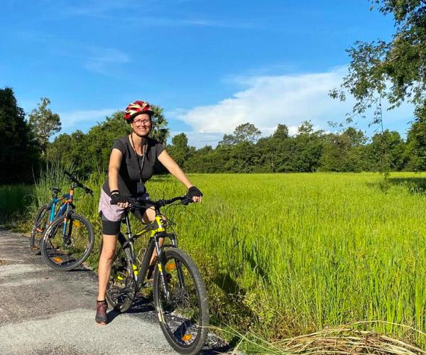 Le Meridien Angkor cycling 1