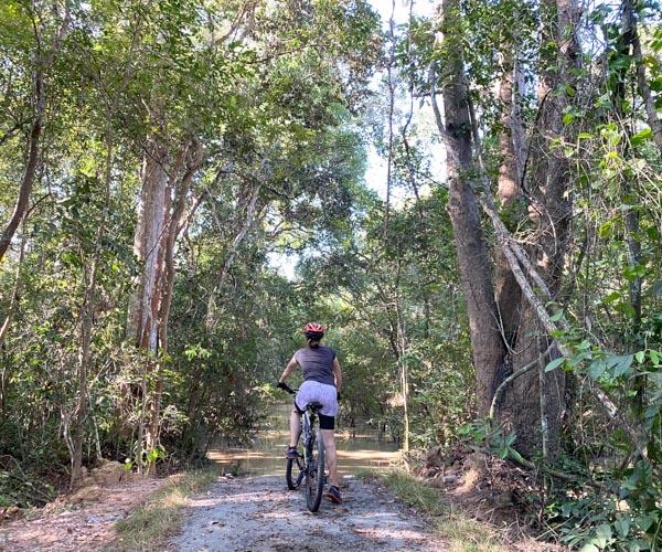 Le Meridien Angkor cycling 3