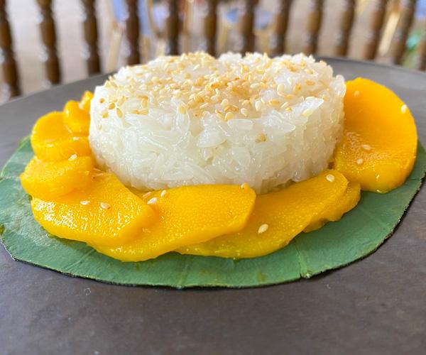 Le Meridien Angkor vegan breakfast 2