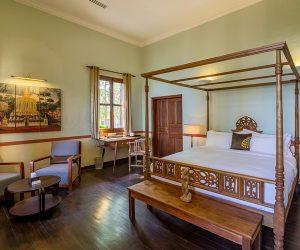 Le Relais de Chhlong bedroom