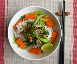 Le Relais de Chhlong vegan breakfast 1
