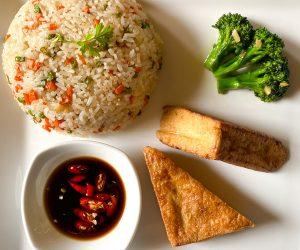 Le Relais de Chhlong vegan breakfast 2