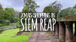 Siem Reap Shopping