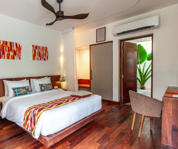 Templation Bedroom