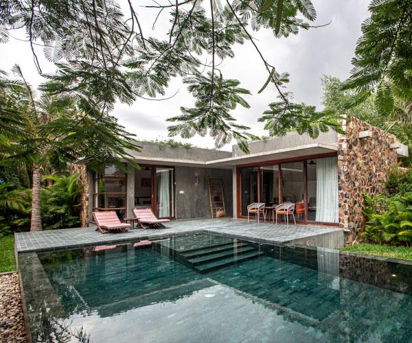 Templation Pool Villa 1