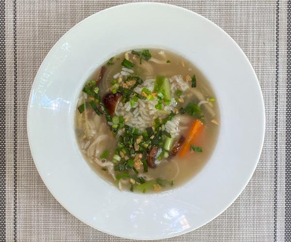 Templation vegan rice porridge