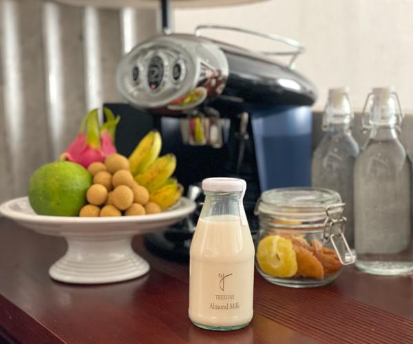 Treeline Almond Milk