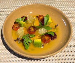 Amber Kampot salad