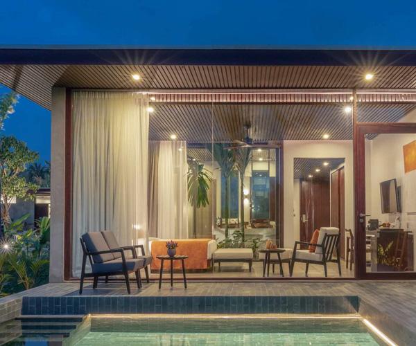 Amber Kampot villa