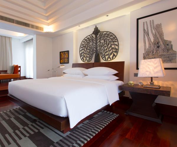 Park Hyatt Siem Reap Bedroom