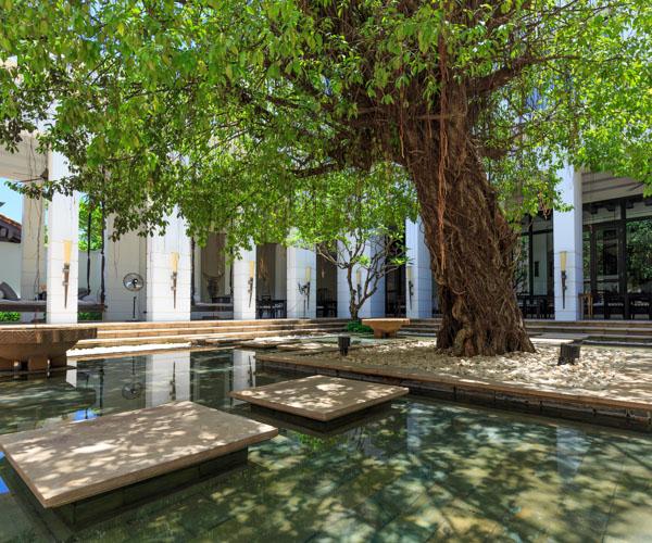 Park Hyatt Siem Reap Courtyard