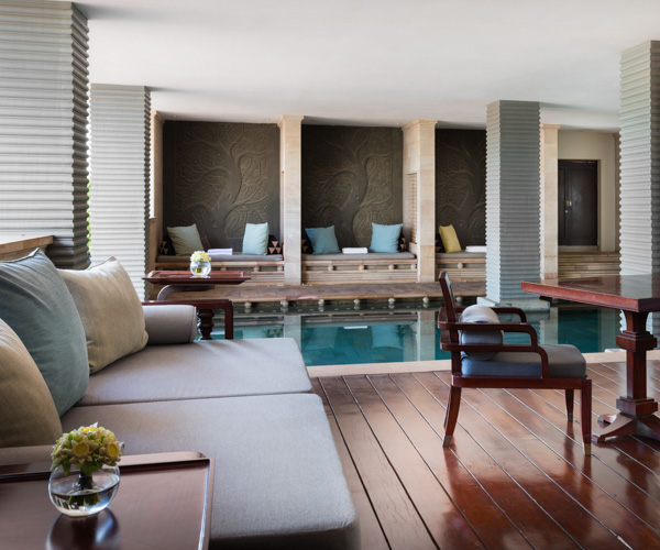 Park Hyatt Siem Reap Pool Terrace Suite