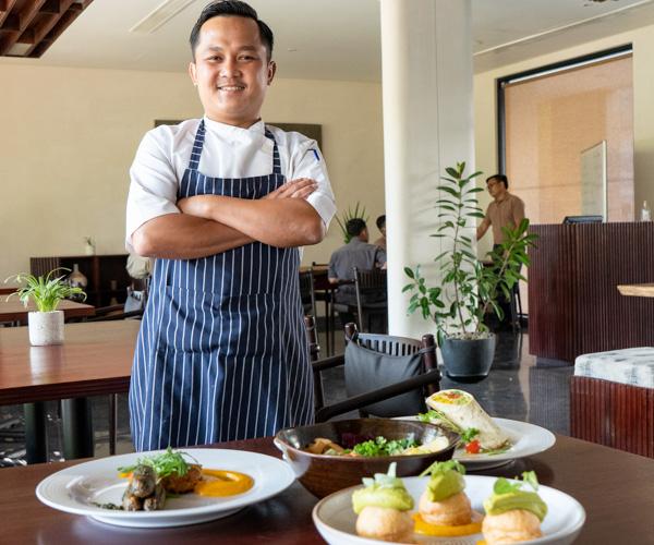 HOK Chef Chantrea