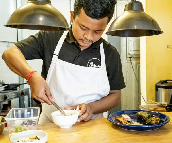 JOMNO Chef Seiha