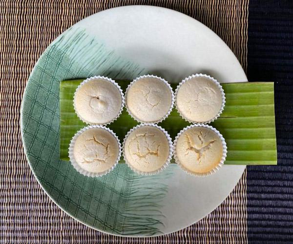 Vegan Muffins at Shinta Mani Wild