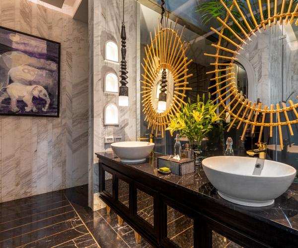 Bensley Collection Siem Reap - Bathroom