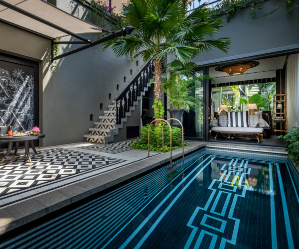 Bensley Collection Siem Reap - Pool Villa Pool