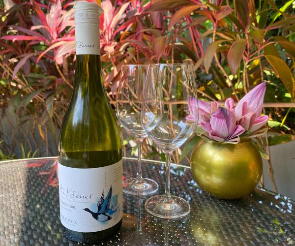 Bensley Collection Siem Reap - vegan wine