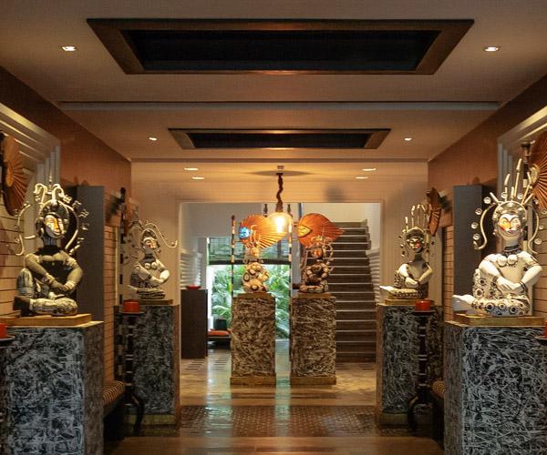 Shinta Mani Angkor entrance