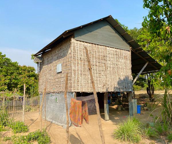 Shinta Mani Foundation - house