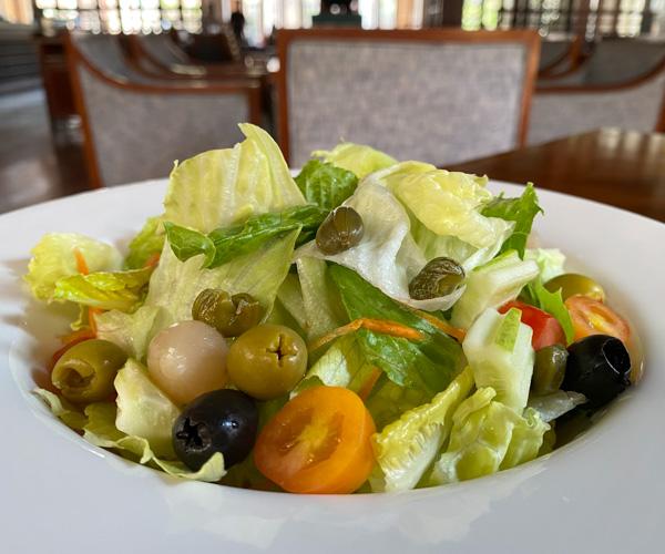Anantara Angkor Vegan Salad