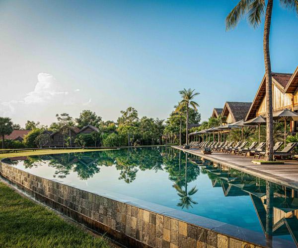 Phum Baitang Swimming Pool
