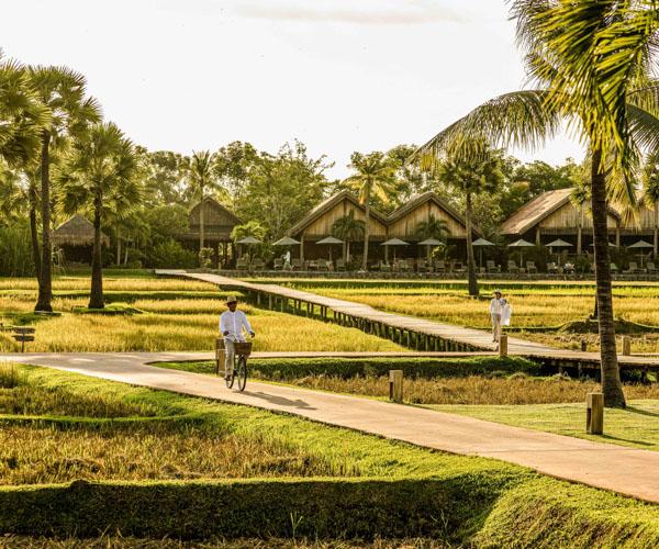 Zannier Hotels Phum Baitang - Garden & Grounds