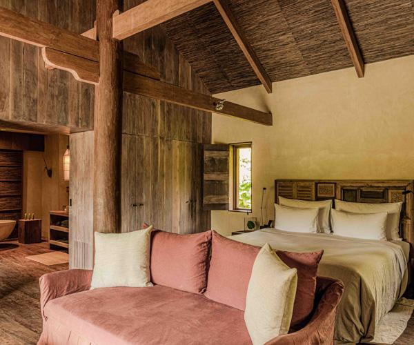 Zannier Hotels Phum Baitang villa bedroom