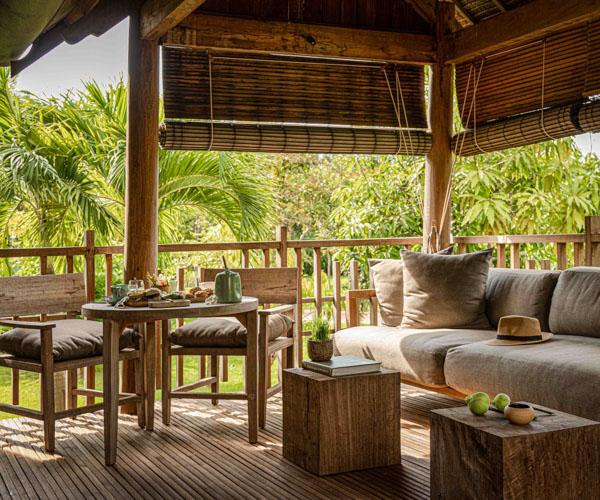 Zannier Hotels Phum Baitang villa terrace