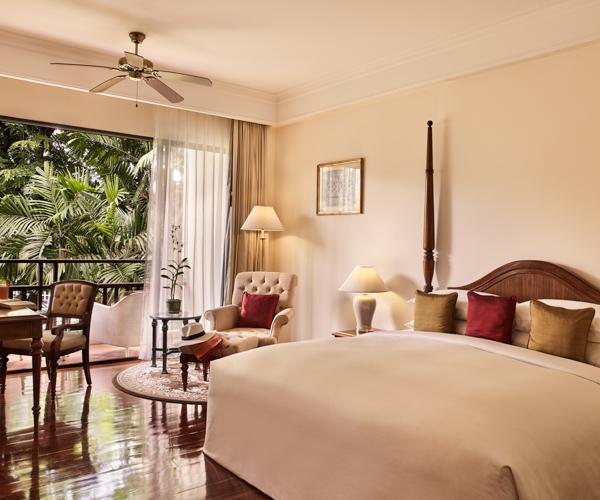Sofitel Angkor bedroom